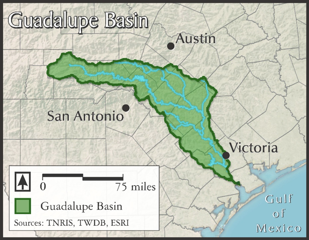 Guadalupe and San Antonio Rivers | Native Fish Conservation